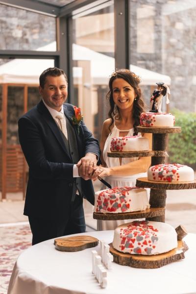 Maria and Gerards Cake