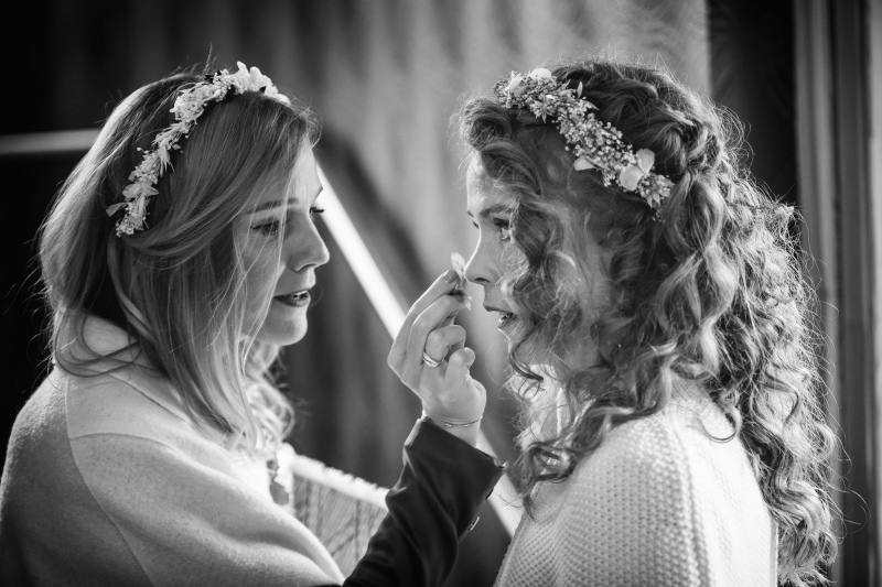 Bridesmaid on Duty